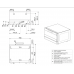 Конвекционная печь SMEG ALFA420EHDS