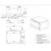 Конвекционная печь SMEG ALFA420EHT