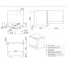 Конвекционная печь SMEG ALFA625EHDS