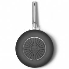 Сковорода Wok Smeg CKFW3001BLM