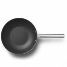 Сковорода Wok Smeg CKFW3001RDM