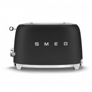 Тостер на 2 ломтика SMEG TSF01BLMEU
