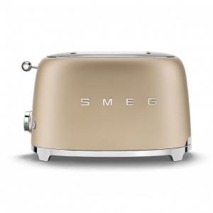 Тостер на 4 ломтика SMEG TSF01CHMEU