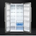 Холодильник Side-by-Side SMEG SBS63XDF