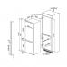 Холодильник SMEG C7280F2P