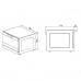 Конвекционная печь SMEG ALFA143XM