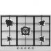 Варочная панель SMEG PX375