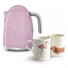Чайник SMEG KLF03PKEU