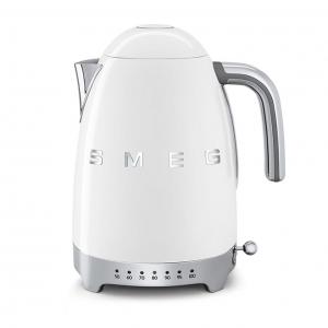 Чайник SMEG KLF04WHEU (3D Логотип)