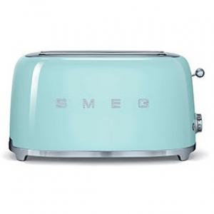 Тостер на 4 ломтика SMEG TSF02PGEU