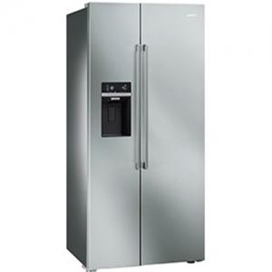 Холодильник Side-by-Side SMEG SBS63XED