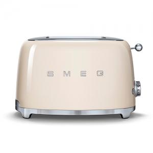 Тостер на 2 ломтика SMEG TSF01CREU