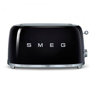 Тостер на 4 ломтика SMEG TSF02BLEU