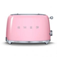 Тостер на 2 ломтика SMEG TSF01PKEU