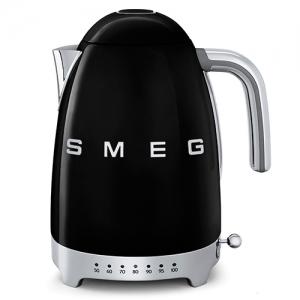 Чайник SMEG KLF04BLEU (3D Логотип)