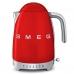 Чайник SMEG KLF04RDEU (3D Логотип)