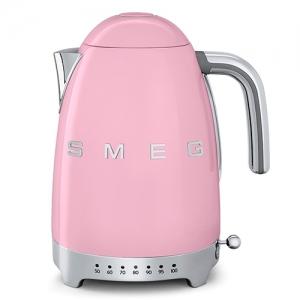 Чайник SMEG KLF04PKEU (3D Логотип)