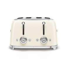 Тостер на 4 ломтика SMEG TSF03CREU