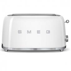 Тостер на 4 ломтика SMEG TSF02WHEU
